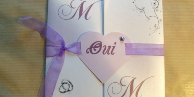 Invitationspour toutes les occasions ! Nous allons réaliser vosfaire-partet cartons d'invitation!