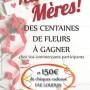 Du 26 au 30 mai : les commerçants fêtent la fête des mères